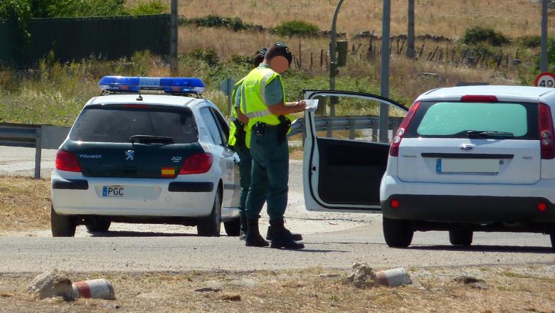 """Denuncia a un Guardia Civil de Tráfico por decirla que iba """"follada"""""""