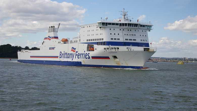 Nada 5 kms persiguiendo el barco que había perdido