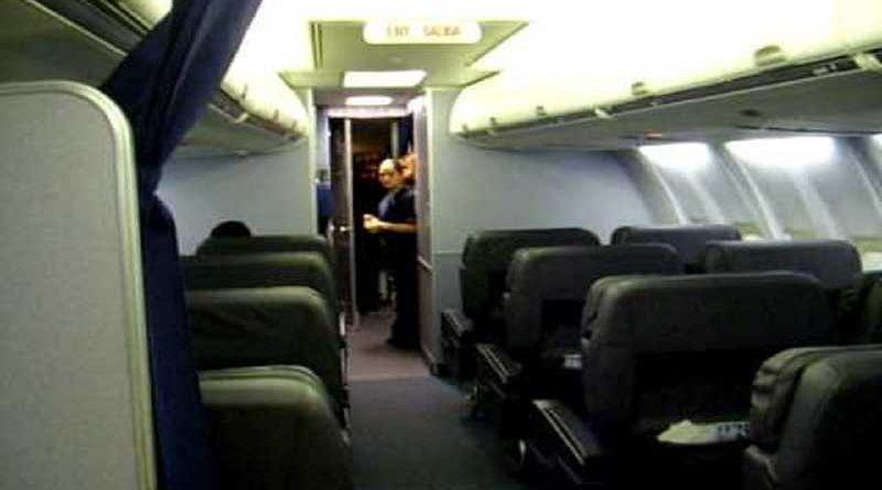 Un ratón a bordo hace aterrizar de emergencia a un avión