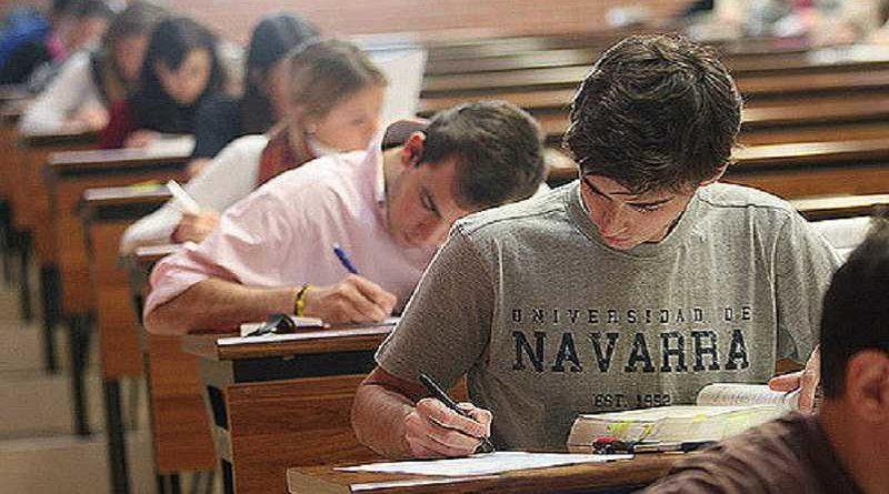 Un dron controlará que los alumnos no se copien en la Universidad