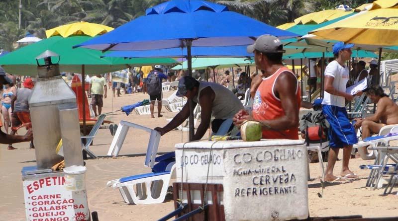 """Detenido vendedor ambulante que gritaba """"¡la Fanta, la CocaCola, la marihuana!"""""""