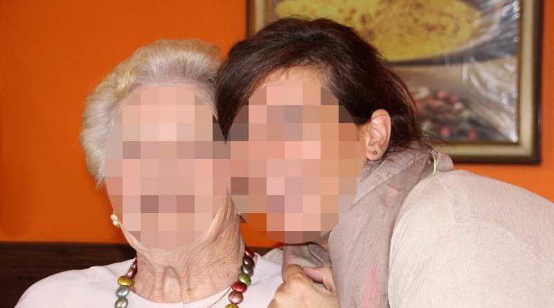 Deja embarazada a su suegra de 74 años y se fugan juntos