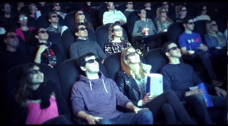 Los cines X 4D arrojarán semen a los espectadores