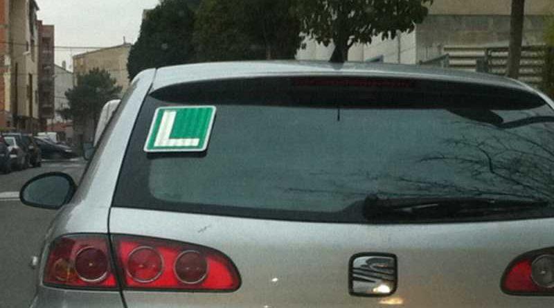 Una conductora novel es denunciada 11 veces el mismo día por la Policía