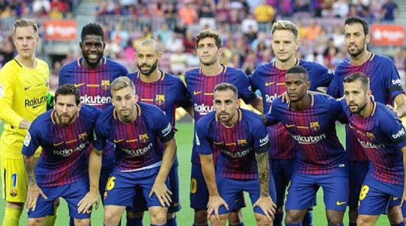 Un jeque jugará un partido de delantero en el Barca tras un acuerdo con el club