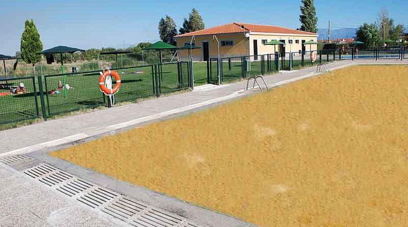 Pueblo sevillano aprovecha la temperatura de una piscina para hacer el puchero más grande del mundo
