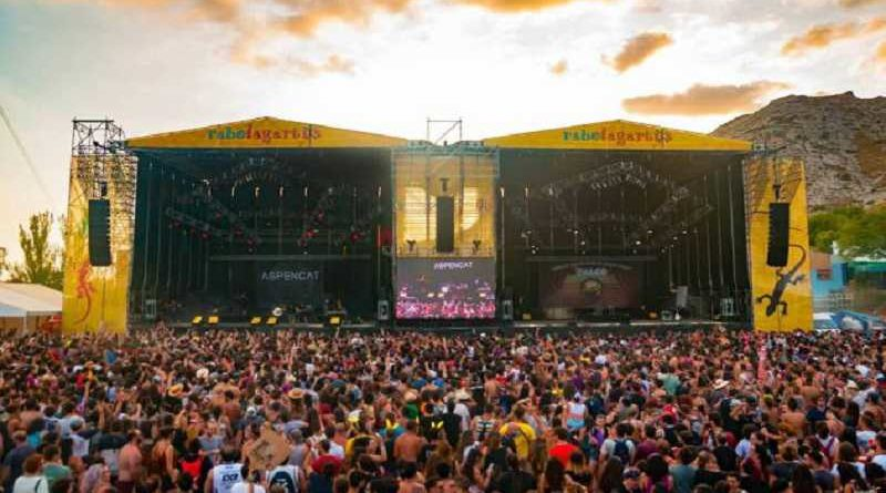 7 casos de abducidos tras un festival de música