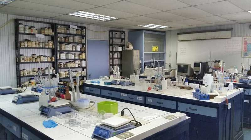 Detenido el profesor de química por tener un laboratorio de droga en casa y culpa a los recortes
