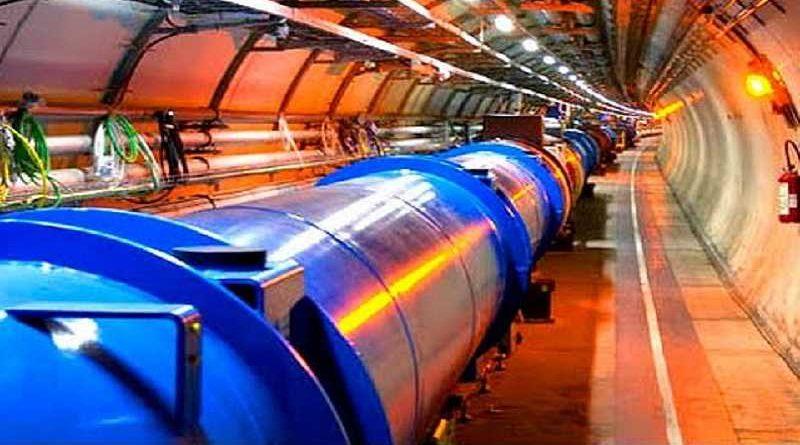 Denunciado un científico del CERN por usar el acelerador de partículas para masturbarse
