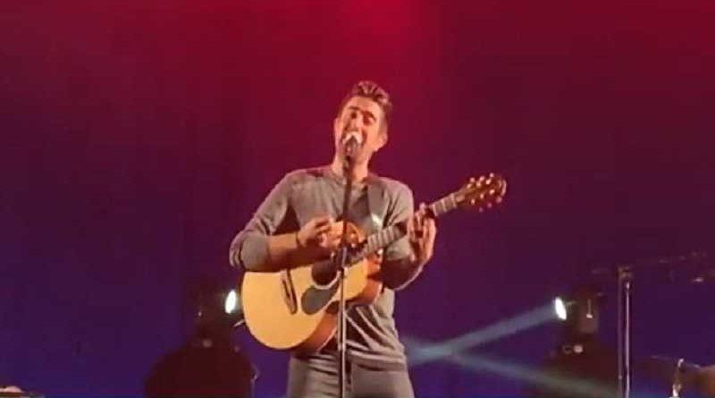 127 ingresados con depresión tras un concierto de Alex Ubago