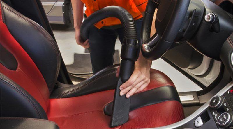Denuncia a un lavadero de coches tras absorberle un testículo la aspiradora