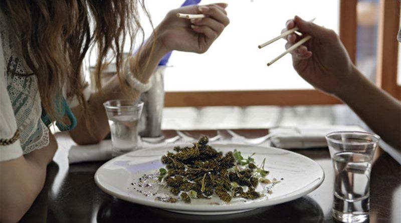 """Denunciado restaurante por ofrecer """"cogollitos de Tudela"""" y servir cogollos de marihuana"""