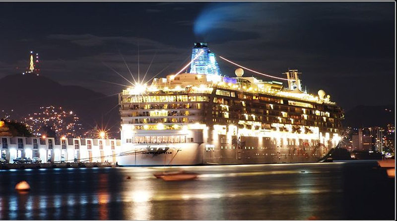 Despedida orquesta de un crucero por tocar Titanic