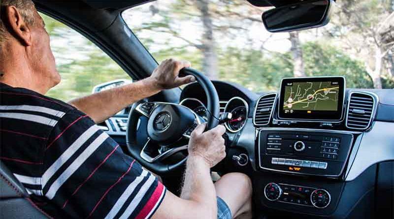 Piratea el GPS de sus suegros y tardan 6 horas más en hacer el viaje de sus vacaciones