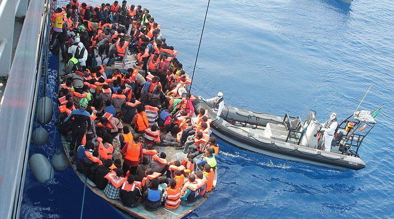 Ciudadanos propone enviar inmigrantes a Venezuela