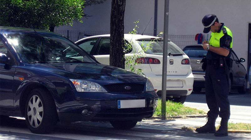 Falsifica la matrícula de su cuñado y la usa hasta hacerle llegar 7.000 euros en multas