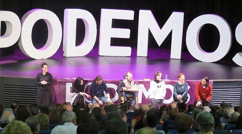 Denuncia a Podemos tras negarle la afiliación al partido por apellidarse Franco
