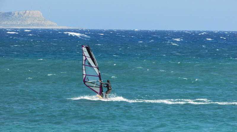 Surfista con la regla es perseguida por 13 tiburones