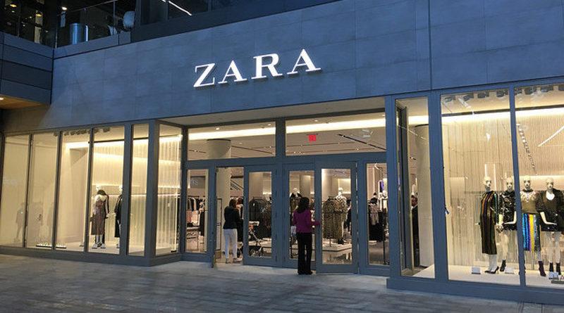 """Despedida dependienta de Zara por poner """"GORDAS"""" en la sección de Tallas Grandes"""