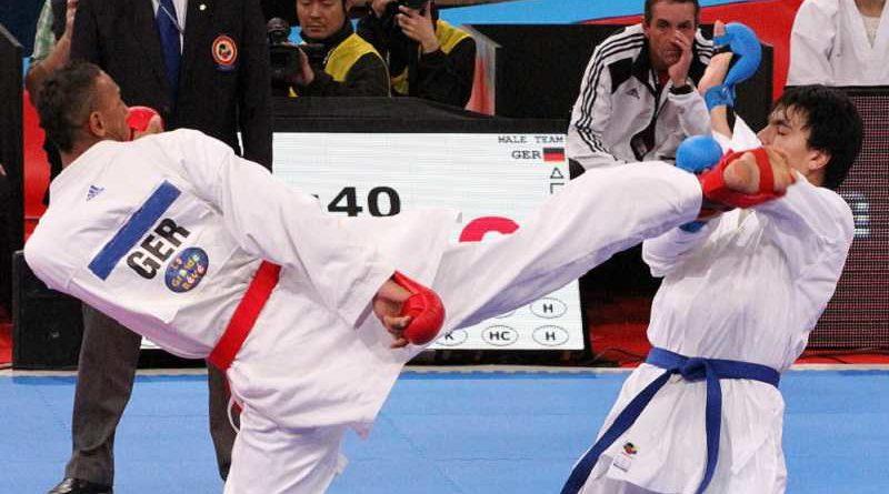 Descalificado del mundial de karate porque le olían los pies
