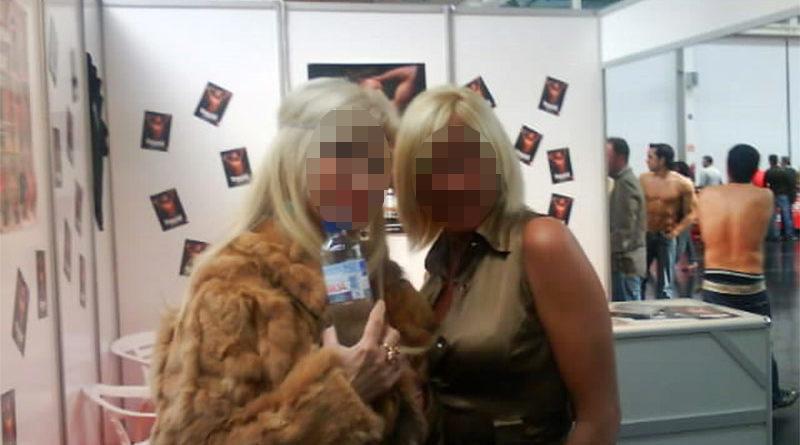Expulsado del salón erótico de Barcelona por intentar meter una butifarra a una actriz