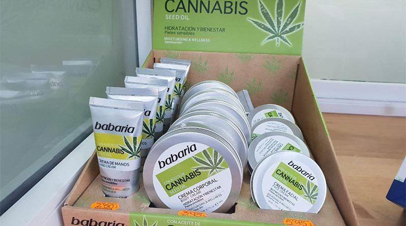 Ingresado tras ingerir medio litro de crema hidratante de cannabis