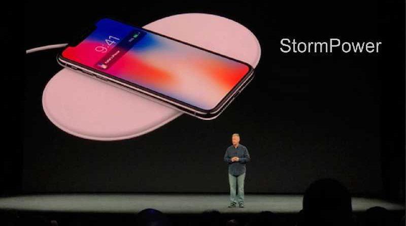 Los nuevos Iphone se recargarán solos los días de tormenta