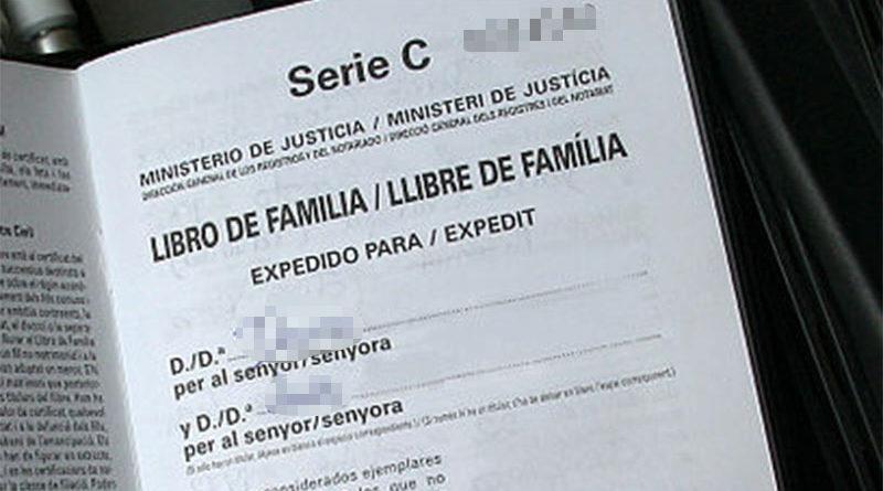 A partir de 2019 estará prohibido poner a los niños el mismo nombre que el de alguno de sus padres