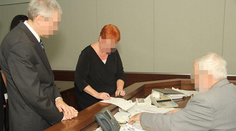 Un juez confirma como despido procedente el de un trabajador por dejar mal olor cada vez que iba al baño