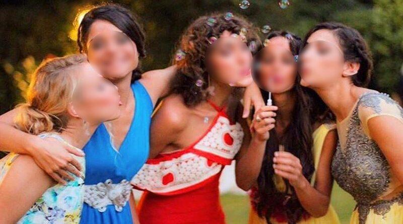Pide el divorcio el día de su boda porque su marido invitó a 5 ex novias