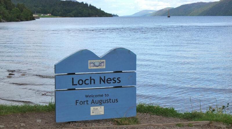 Unas setas cerca del lago Ness provocaban la visión del monstruo