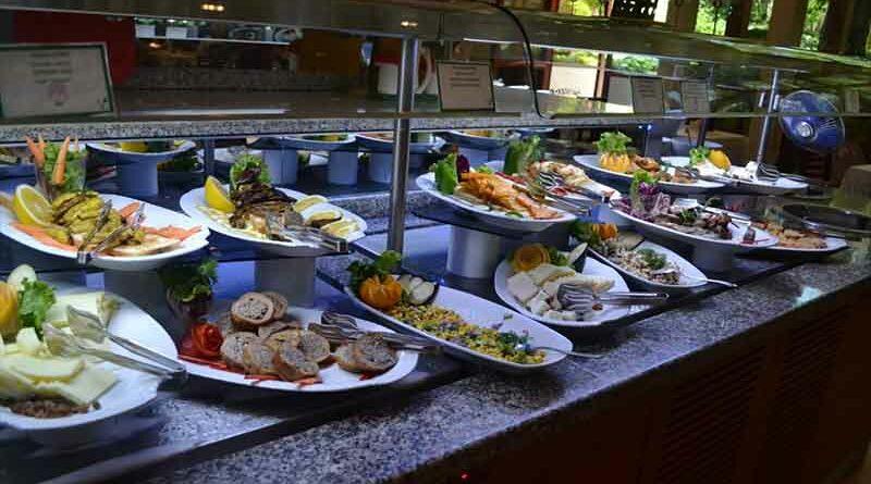 Multan a un hotel Todo Incluido por ofrecer marihuana en su buffet libre