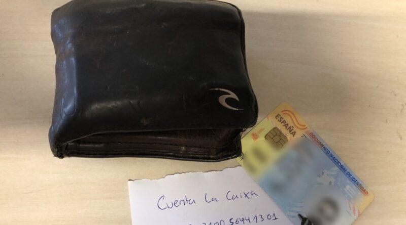 Le roban su número de cuenta y DNI y le ingresan 3.000 € por error