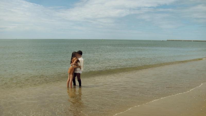 Hacer el amor en el mar ayuda a que tu bebé nazca con ojos azules