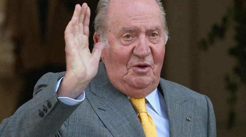 D. Juan Carlos pregunta si ahora que se ha retirado ya puede volver a cazar elefantes