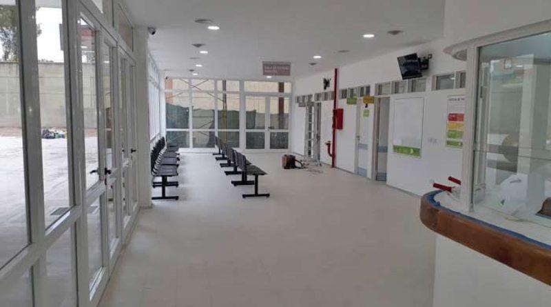 Evacúan la sala de espera de un hospital por el pedo de un paciente con Coronavirus