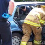 Acuden los bomberos para sacar la palanca de cambios de la vagina de una mujer