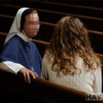 Monja embarazada asegura que ha sido el Espíritu Santo