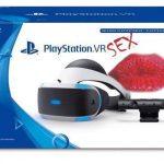 Sony presenta en el E3 el primer juego porno para PlayStation VR