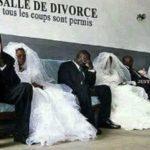 En Ghana tienes que vestirte como el día de tu boda para divorciarte