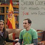 Denuncian a The Big Bang Theory por mofarse de la bandera española en Diversión con Banderas