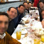 Un estudio revela que en España hay más cenas de empresa que empresas