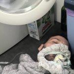 Hospitalizado tras equivocarse de bragas y oler las de su suegra