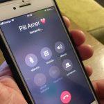 Pregunta a Siri donde encontrar prostitutas de lujo y le da el número de su mujer