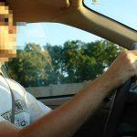 La DGT multará a los calvos que deslumbren a otros conductores en días de sol