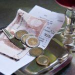 Las propinas en hostelería serán obligatorias a partir de Mayo