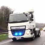 El Camión Radar, nueva arma de la Guardia Civil contra infractores
