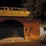 Un mural en una pared en Valladolid provoca más de 15 accidentes en una semana